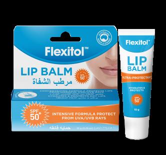 Flexitol Lip Balm SPF 50+