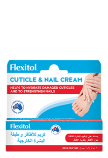 Flexitol Cuticle & Nail Cream