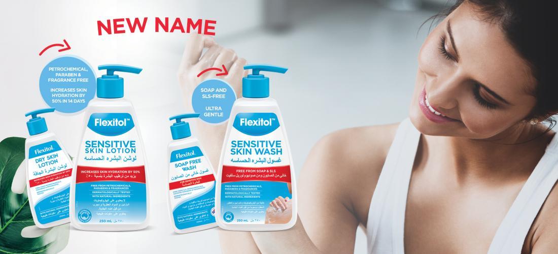 Sensitive Skin Range - product name change